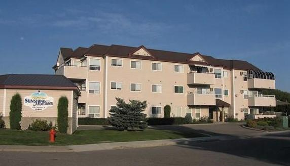 Sunshine Meadows 2 bedroom apartment condo retirement living